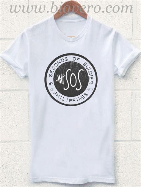 Tshirt 5 Seconds Of Summer 5 seconds of summer t shirt cool tshirt designs