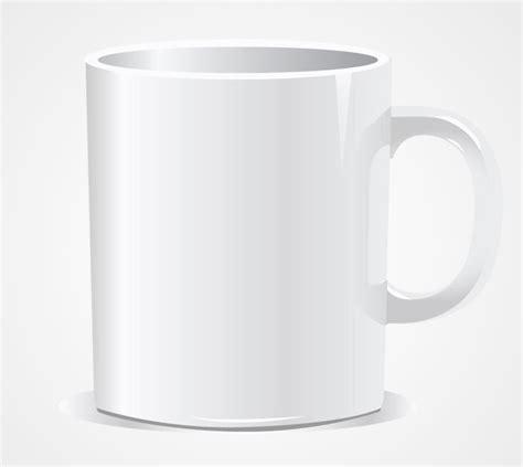 mug design template in vector white tea mug coffee cup vector images 365psd com