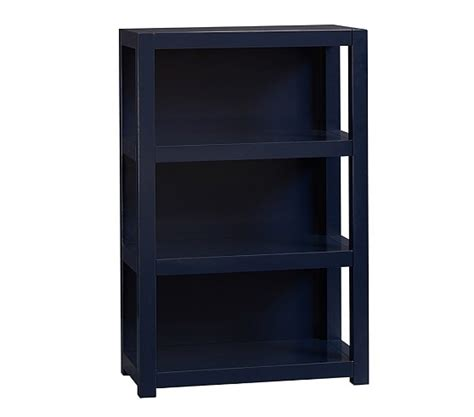 parsons 3 shelf bookcase pottery barn
