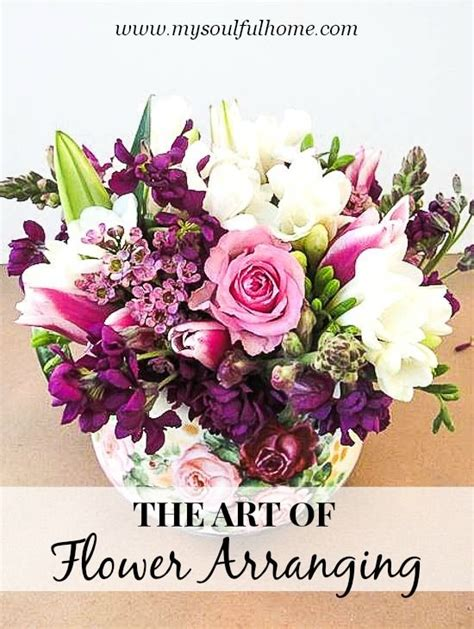 floral design step by step beautiful the step and