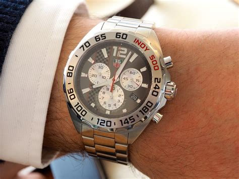 Tagheuer Indy Chronoraph For tag heuer formula 1 indy 500 replica for cheap