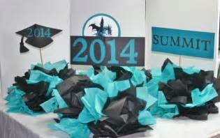teal graduation decorations graduation senior decorations centerpieces