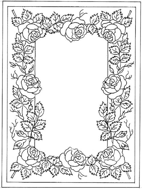border designs coloring pages 100 b 228 sta bilderna om coloring pages borders frames p 229
