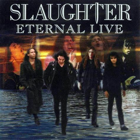 format live cd slaughter eternal live cd album at discogs
