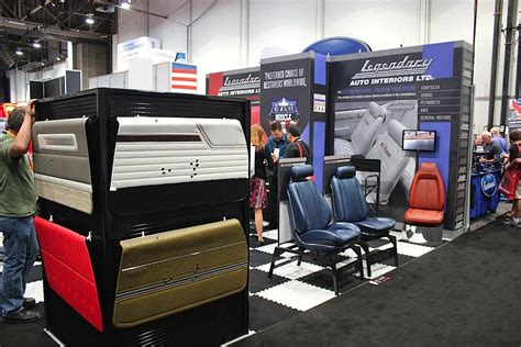 Auto Upholstery Nyc by Sema 2014 Legendary Auto Interiors Lives Up To Its Name