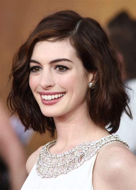 medium style hair with back a little shorter than sides easy hairstyles for short permed hair 2017 2018 best