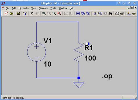 ltspice resistor power rating etekno informasi elektronika dan teknologi tutorial ltspice iv