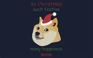 Christmas Doge Meme - doge christmas sweater learntoride co