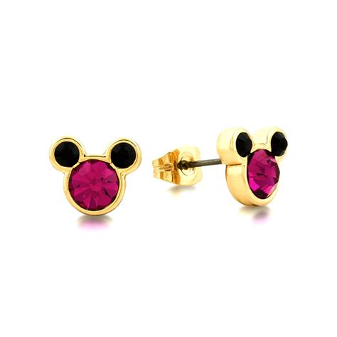 disney couture official authentic gold plated