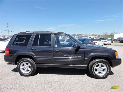 1998 jeep grand 5 9 black 1998 jeep grand 5 9 limited 4x4 exterior