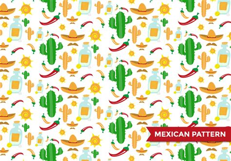 pattern mexican vector mexican pattern vector download free vector art stock