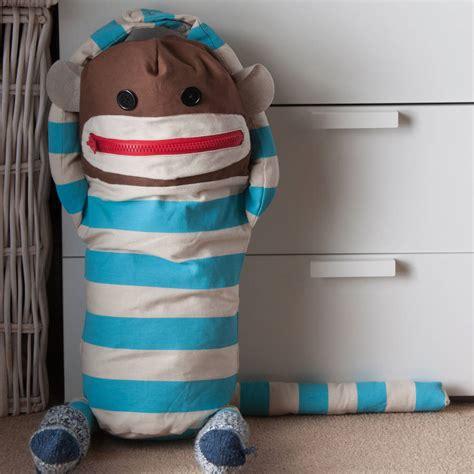 monkey laundry monkey sock laundry bag laundry to get gum out