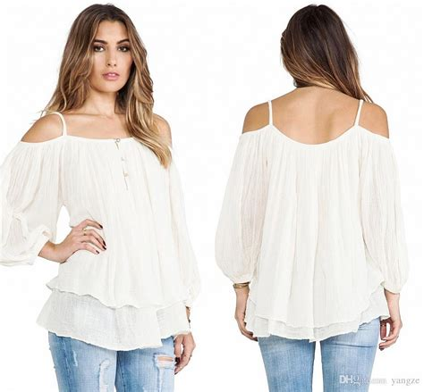 40620 White Tie Sml Blouse collection the shoulder white blouse pictures sml
