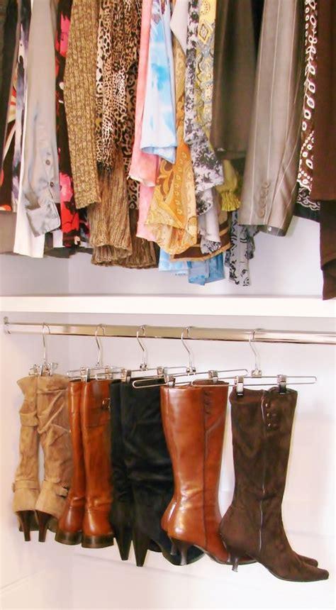 boot hangers for closet boot hangers