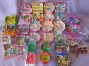 vintage polly pocket collection childh flickr