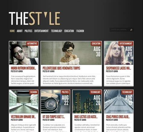 best photos of best wordpress templates blog wordpress