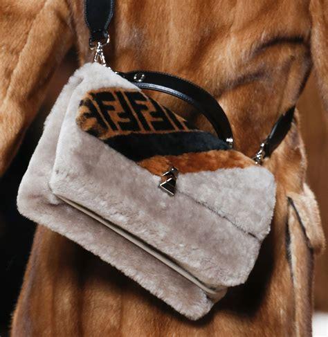 Fendi Fall 2007 Bags by It Was Logo A Gogo And Peekaboo Bags Galore On Fendi S