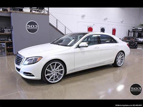 Prium Carpet Comfort Mercedes Ml350 2016 mercedes s550 4matic condition in white