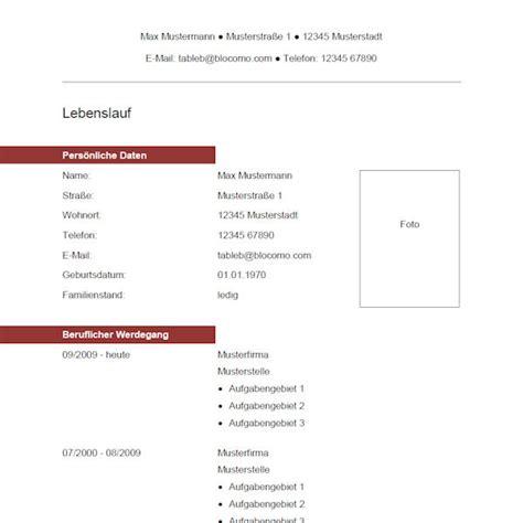 Lebenslauf Vorlage Für Schulanmeldung Vorlage 48 Tabellarischer Lebenslauf