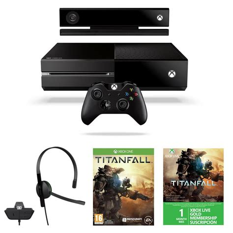 amazon xbox one games xbox one console with kinect and titanfall amazon co uk