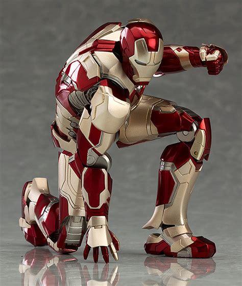 Figure Iron Mk 42 figma iron 42 and 43 figures the toyark news