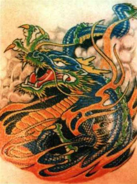 95 breathtaking dragon tattoos and designs for you