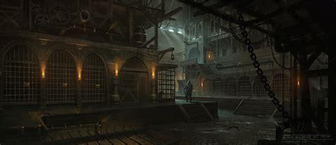 Home Temple Interior Design by Acaratus Concept Art Prison By Klauspillon On Deviantart