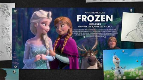 film frozen oscar frozen wins animated feature 2014 oscars youtube