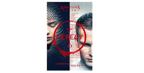 heresy assassins creed book assassin s creed heresy nuevo libro de la franquicia de ubisoft con juana de arco