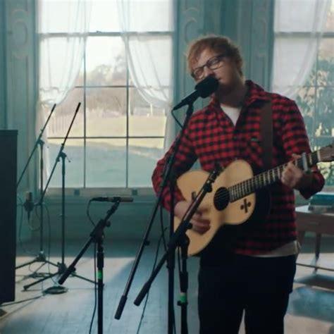ed sheeran would you feel watch ed sheeran dropped his new hit how would you feel