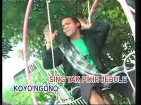 Download Mp3 Didi Kempot Cintaku Sekonyong Koder | lagu didi kempot cintaku sekonyong konyong koder lagu mp3
