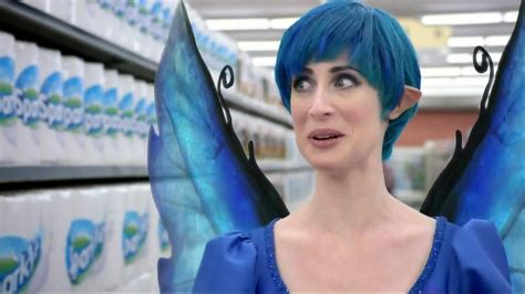 Sparkle Commercial Fairy Actress | sparkle towels tv spot fairy ispot tv