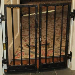 Decorative Dog Gates Indoor Ironworks Pet Gate A Amp M Welding