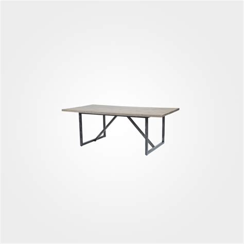 roma rectangle dining table ebel