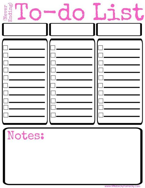 girly printable to do list 93 best printable to do list images on pinterest
