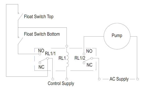 240v relay wiring diagram 25 wiring diagram images