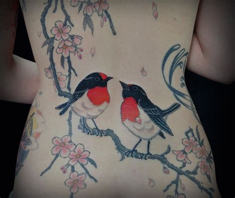 japanese bird tattoo birds japanese design by gakkin design of