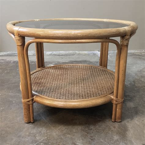 Rattan Table L Fantastic Design For Glass Top Coffee Table Ideas Rattan And Glass Coffee Table Inspirations