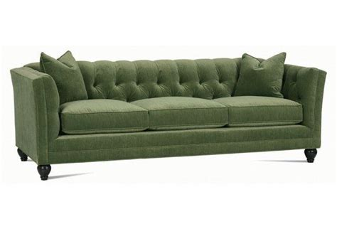 forest green couch stevens 92 quot sofa forest green velvet classical gal