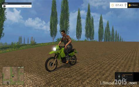 Motorrad Simulator Download by Kawasaki Kr650 V 1 0 Farming Simulator Modification