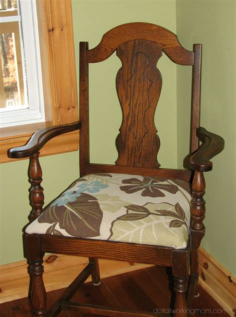 how to reupholster chairs using cushions do it all