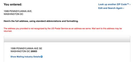 Usps Correct Address Lookup Is There A Way To Confirm A Address Ask Dave