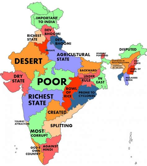 indian states this is what a google autocomplete map of india would look
