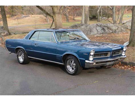 1965 Pontiac Lemans by 1965 Pontiac Lemans For Sale Classiccars Cc 1048040