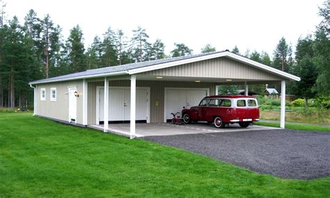 Carport With Garage by Ideas For Carports Attached To House Luxury Carports And