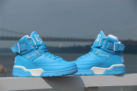 ewing shoes for the ewing 33 hi returns in another og colorway etheral