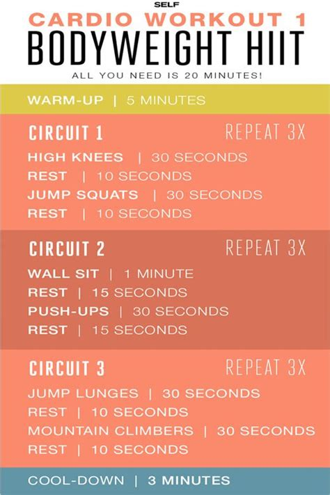 hiit it hard with these six 20 minute workouts