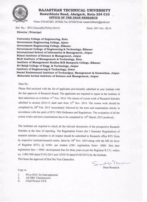 Rtu Mba Syllabus 2016 17 by Phd Rajasthan Technical