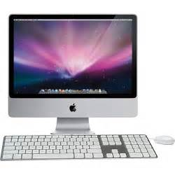 Apple Computer Desk Top Apple 20 Quot Imac Desktop Computer Z0fn 0004 B H Photo