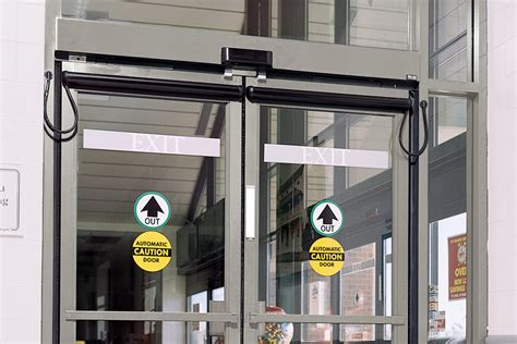 stanley overhead doors overhead concealed operator nabco entrances